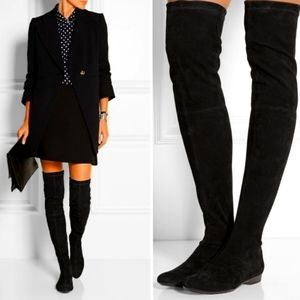 Robert Clergerie Over The Knee Boots 9(39) BNWOB